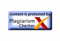 plagiarismcheckerx.com Protection Badge