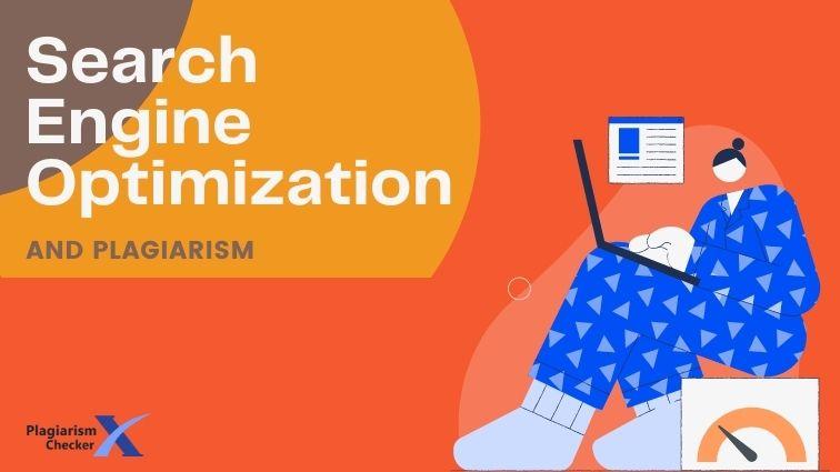 Search Engine Optimization Plagiarism