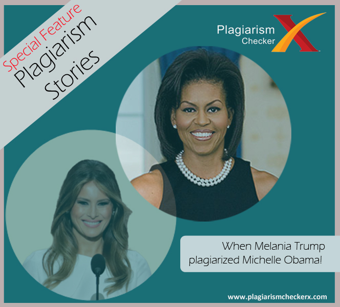 michelle vs melania trump