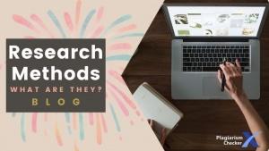 Research methods plagiarism types