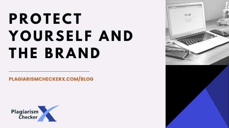 User and Brand Protection